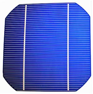 Solarzellen arten